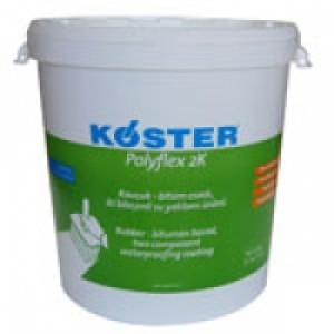 KÖSTER POLYFLEX 2K SET (32KG)