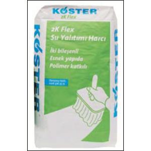KÖSTER 2K FLEX -TOZ BİLEŞEN(25 KG)